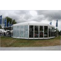 Wholesale Commercial Enclosed Gazebo Tent Marquee With 850gsm White Fabric Top Cover from china suppliers