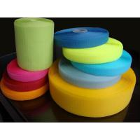 Quality 20mm Strong Adhesive Velcro Floor Tape , Practical Stretchy Velcro Straps for sale