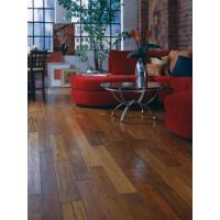 Buy cheap Solid Prefinished Rustic Yellow Southern Pine Parquet Floor Tile from wholesalers