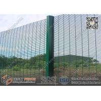 Wholesale 358 Security Welded Wire Mesh Panel | China Anti-climb Mesh Fencing Factory from china suppliers