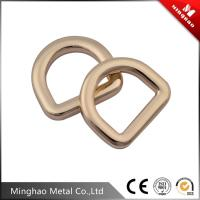 Wholesale Cheap fashion Handbag d ring buckle accessories,metal ring buckles from china suppliers