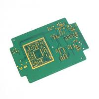 Wholesale 1 - 22 Layer HSAL Lead Free FR4 Double Sided PCB Board Min. Hole 0.25mm from china suppliers