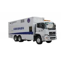 Wholesale Cummins Diesel Truck Mounted Generator Sets For Removable Electric Ambulance from china suppliers