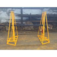 Buy cheap Lightweight Hydraulic Cable Reel Elevator 10 Tons For  Line Construction from wholesalers