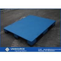 Wholesale Durable Stackable Plastic Pallet 6 Ton Static Load For Supermarket Fruit / Vegetable from china suppliers