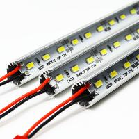 Wholesale DC12V 60leds/m 5630 led  Light bar in Ip67 for Auditorium walkway lighting with 50000 hours from china suppliers