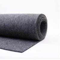 Wholesale various color 3mm 5mm thick top grade A  felt fabric color felt from china suppliers