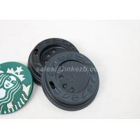 Wholesale Compostable / Biodegradable Paper Solo Cup Lids For Hot Coffee Drinking Cup from china suppliers
