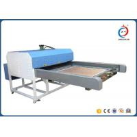 Wholesale Double Working Position Automatic Heat Press Machine Textile Printing Machine from china suppliers