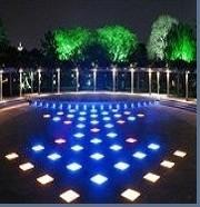 Wholesale 500X500 RGB color changing led floor tile light outdoor LED lighting from china suppliers