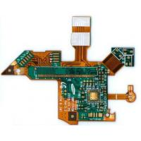 Wholesale Shenzhenl Rigid Flex PCB  FR4+PI Material With10-Layer Minimum Gaps from china suppliers