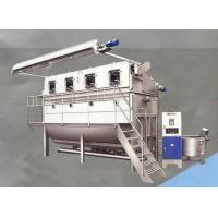Wholesale Stainless Steel Overflow Textile Fabric Dyeing Machine For Bleaching and Dye from china suppliers
