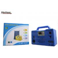 Wholesale Heineer SG1220 DC solar home system for LED lamp and DC fan from china suppliers