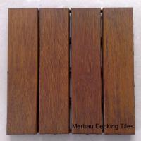 Wholesale Merbau decking tiles from china suppliers