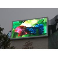 Wholesale Waterproof Outdoor Giant P10 Advertising LED Signs 7000 nits High Brightness from china suppliers
