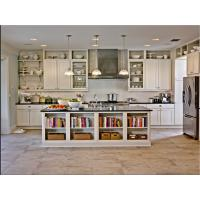 Wholesale MDF modern kitchen furniture cabinet China wholesale from china suppliers