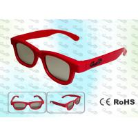 Wholesale Cinema Linear IMAX polarized 3D glasses from china suppliers
