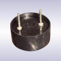 Quality Small External Piezoelectric Buzzers For Alarm , 1/2 Duty Square Wave for sale