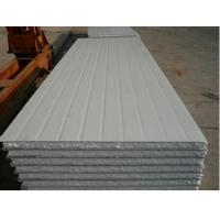 Wholesale Insulated EPS Sandwich Panels 970mm / 1150mm Waterproof and Light in weight from china suppliers