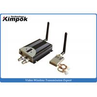 Wholesale 1200Mhz Mini Analog Wireless Video Transmitter and Receiver for FPV Transmission from china suppliers