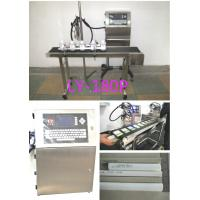Wholesale Automatic Industrial Digital Small Character Inkjet Printer/automatic numbering machine from china suppliers