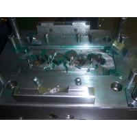 Wholesale 12 Sliders Flap Lever Multi Cavity Mold , DME Custom Injection Mould from china suppliers
