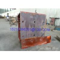Wholesale Industrial Carbon Steel Heavy Metal Fabrication Welded Parts from china suppliers