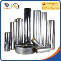 China Aluminum Foil Metalized Polyester PET Film for Flexible Packaging Metalized Film on sale