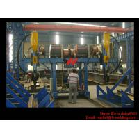 Wholesale H Beam Fabrication Welding Equipment / Auto Saw Welder For Flange And Web Welding Seam from china suppliers