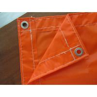 Wholesale orange pvc tarpaulin 18*12 from china suppliers