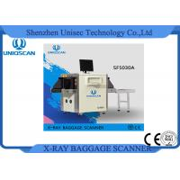 Wholesale High Steel Penetration Security Baggage Scanner / Cargo x-Ray Scanning Machine from china suppliers