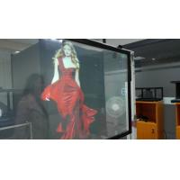 Wholesale Adhesive Rear Projection Screen Film , Outdoor Transparent Projection Film from china suppliers