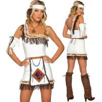 Wholesale Native American Mistress Party Adult Costumes / Funny Halloween Costumes from china suppliers