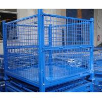 Wholesale Steel Standard Wire Mesh Container Wire Mesh Basket from china suppliers