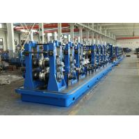 Wholesale Large Size SS Tube Mill Machine , Rectangular Pipe Roll Forming Mill from china suppliers
