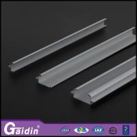 Wholesale different suface kitchen cabinet door painting aluminium profile extrusion from china suppliers