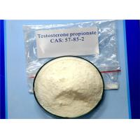 Quality White Muscle Mass Testosterone Anabolic Steroid CAS 57-85-2 Testosterone Propionate for sale