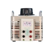 Wholesale TDGC2 220V Low Voltage Variable Transformer Contact Type Voltage Regulators With Motor from china suppliers