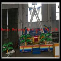 Wholesale 12 Seat Mini Pirate Ship Viking Rides Amusement Park Equipment for Sale from china suppliers