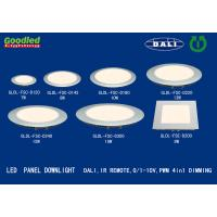 Wholesale DALI 4 in 1 PWM Dimmable Round LED Panel Light 40W Surface Mounted , Cool White from china suppliers