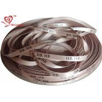 Wholesale 7 mm Custom Printed Ribbon for gifts Abundant printing technique Polyester Satin Ribbon from china suppliers