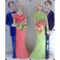 "Wholesale ""Sweet Love""Wedding Cake Toppers from china suppliers"