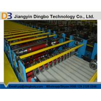 Wholesale Corrugated Steel Roofing Roll Forming Machine with 3kw Hydraulic Motor Power from china suppliers