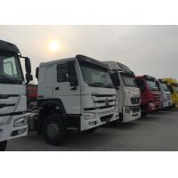 Quality SINOTRUK HOWO Cargo Truck Euro 2 LHD 6X4 336HP HW76 Cabin For Transport for sale