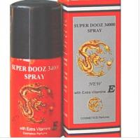 Wholesale Super Dooz 34000 Delay Sexual Spray Dragon′s Sex Product Spray Sex Spray for Male sexual from china suppliers