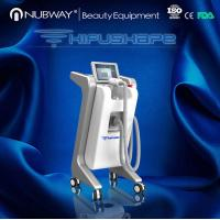 Wholesale HOT selling beauty machine hifu high intensity focused ultrasound slimming machine from china suppliers