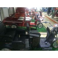 Quality Battery Powered 3 Wheel Electric Powered Tricycle Taxi For Passenger CCC for sale