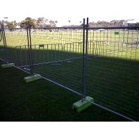 Wholesale PORT PIRIE temp fencing panels for sale customized fencing panels 2100mm x 3300mm hot dipped galvanized from china suppliers