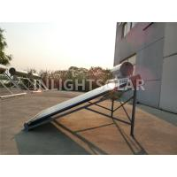 Wholesale Compact V Guard Solar Water Heater , High Temperature Solar Water Tank Heater from china suppliers