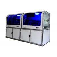 Wholesale Fully automatical plastic card die cutter high speed / precision PLC Controlling Method from china suppliers
